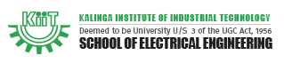 KIIT School of Electrical Engineering Logo